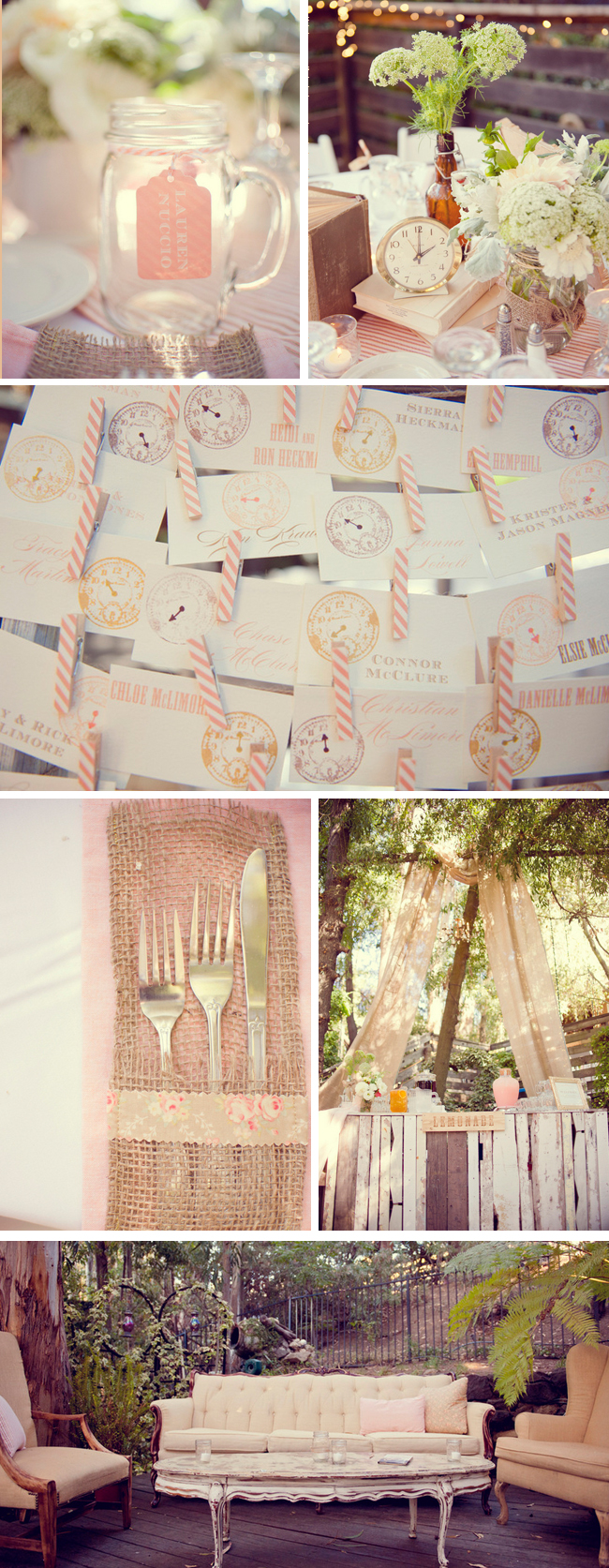 coral and peach malibu wedding | sun and sparrow photography & gather events