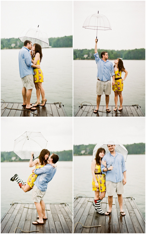 engagement session on an Alabama lake from https://mandyphoto.net/