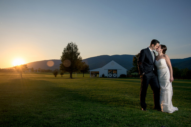 Winery wedding by TALLsmall Photo