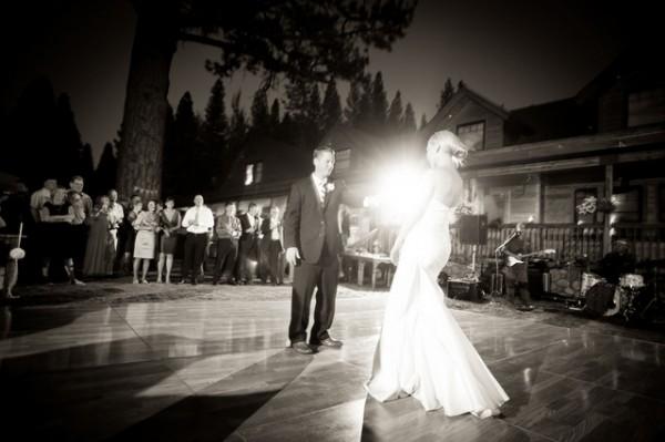 summer wedding in california mountains | Carmen Salazar Photography
