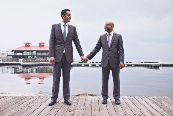 same sex marriage and celebrating love on ohlovelyday.com | We Are For Each Other Photography