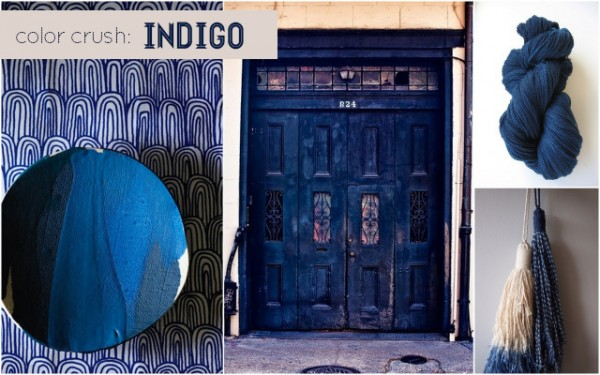 color crush on indigo by oh lovely day