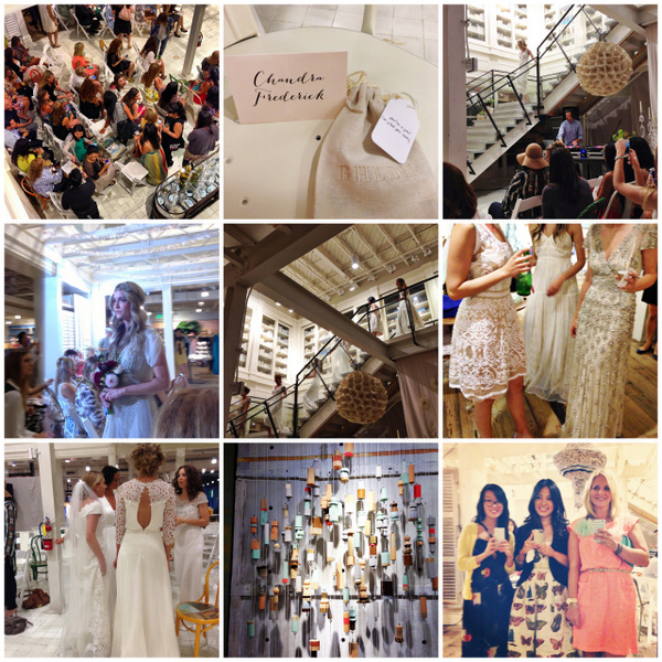 sneak peek at BHLDN's new collection and store on ohlovelyday.com