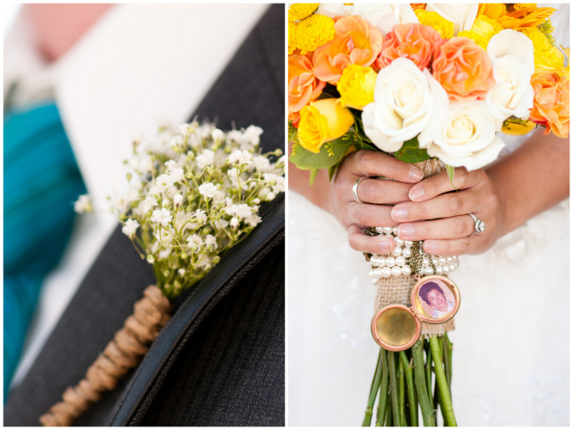 colorful ranch wedding by limelife photo | ohlovelyday.com