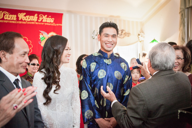 DIY Traditional Vietnamese Wedding | George Street Studios