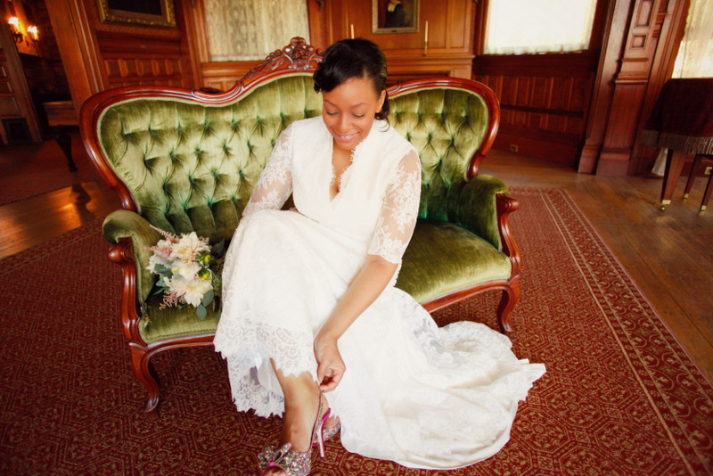 Vintage-inspired DIY wedding   Vinh Nguyen Photography