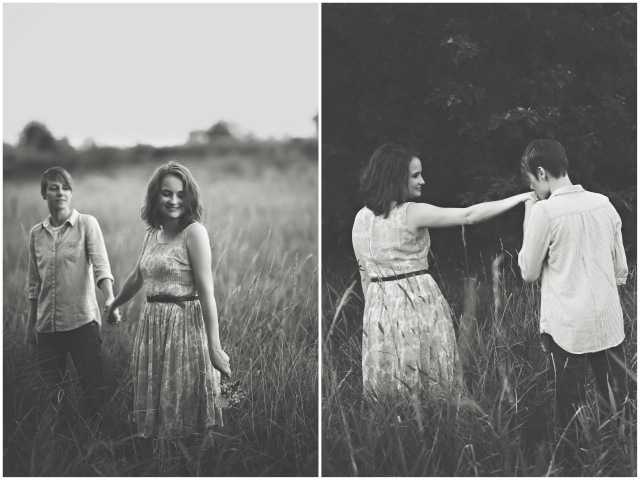 Same Sex Countryside Engagement | Lovel & Perry Photography | Oh Lovely Day