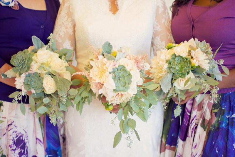 Vintage-inspired DIY wedding   Vinhy Nguyen Photography