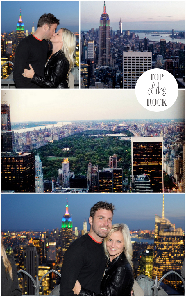 romantic trip to NYC | honeymoons & anniversaries on Oh Lovely Day