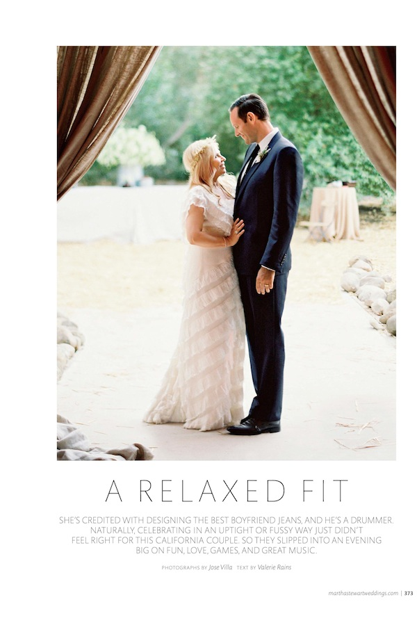Fall Martha Stewart Weddings Preview