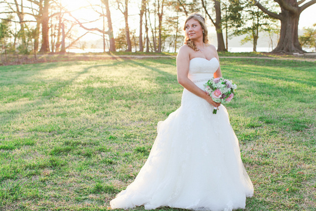 Classic Pink Wedding   Birds of a Feather Photography