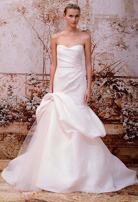 Monique Lhullier Bridal Collection Fall 2014