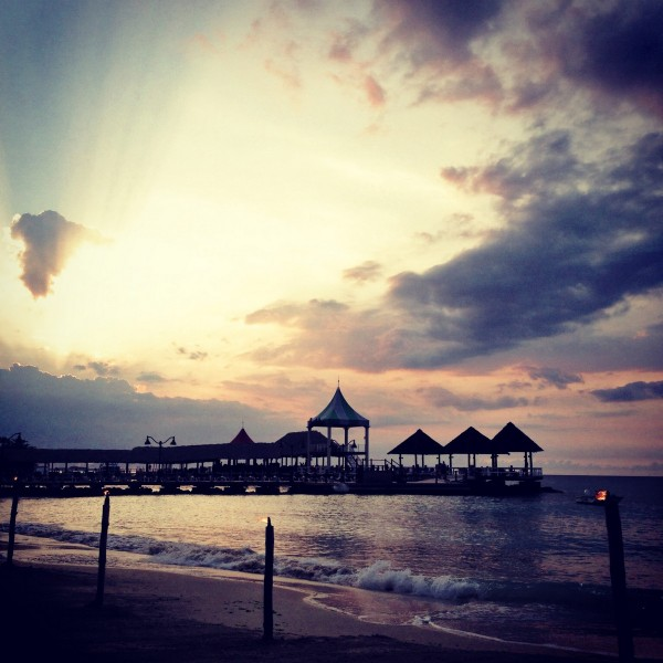 A Honeymoon in Jamaica   Sandals Resort on Oh Lovely Day