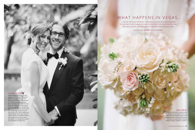 Martha Stewart Weddings Fall Real Weddings Issue Exclusive