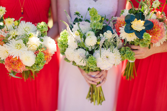 Top Weddings of 2013 on Oh Lovely Day | British Columbia backyard wedding from mikaela ruth photography