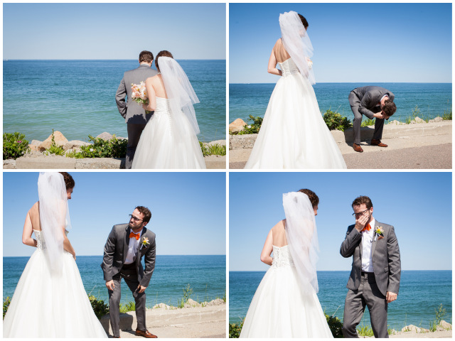 Seaside New England Wedding | Tremaine Photography | Oh Lovely Day