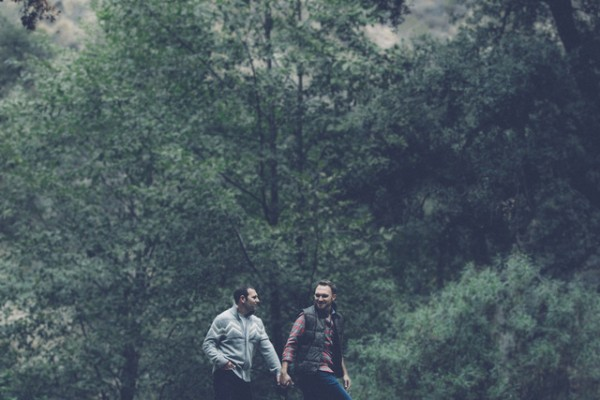 California Hike Same Sex Engagement   Gina & Ryan Photography