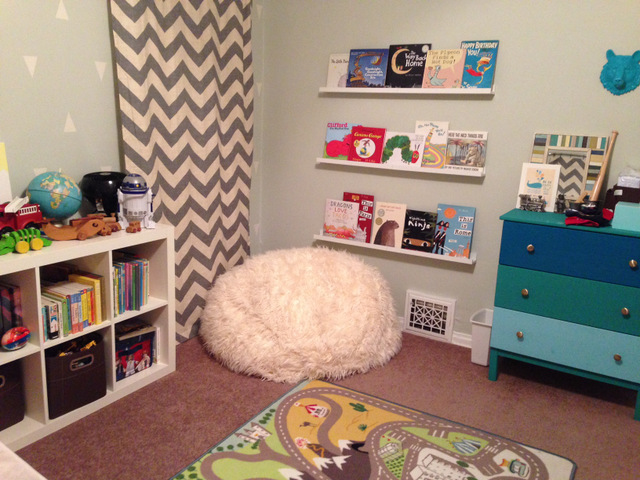 Charlie's Big Boy Room Tour | Oh Lovely Day