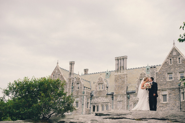 Modern Classic Wedding in New England | Katie Slater Photography
