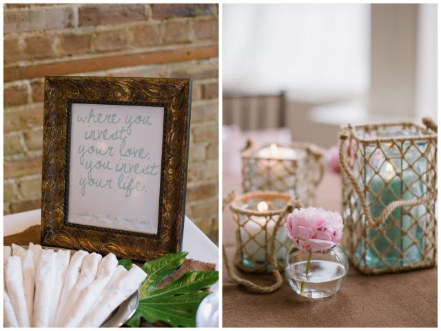 Rustic Southern Wedding | Caroline Lima Photography
