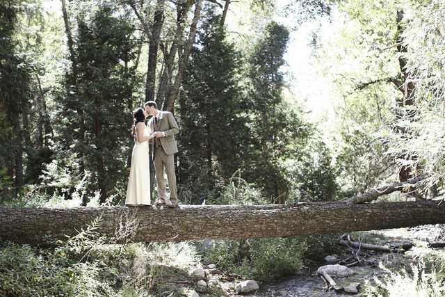 Summer Camp Wedding | Jennifer Roper Photography