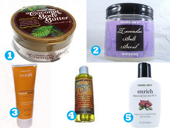 trader joes products