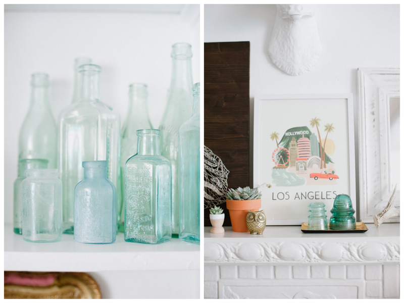 Chandra Fredrick's Home Tour | Living Room Inspiration | Photos by Hazelnut Photo | Click through to see more and get sources here: https://www.ohlovelyday.com/2014/04/home-tour-living-room.html