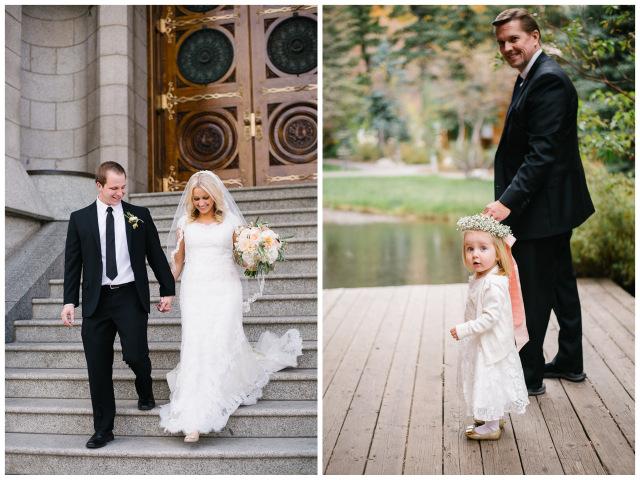 Romantic Sundance Wedding | Jenna Bechtholt Photography
