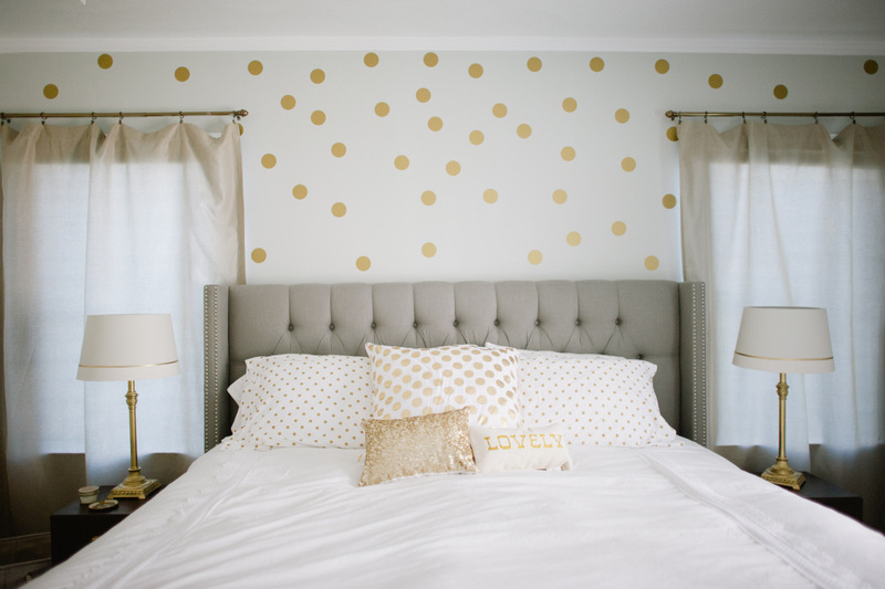 styling your bed | Oh Lovely Day | photo by Hazelnut Photo