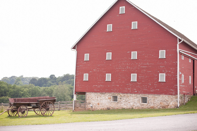 Maryland Barn Wedding | Amanda McMahon Photography