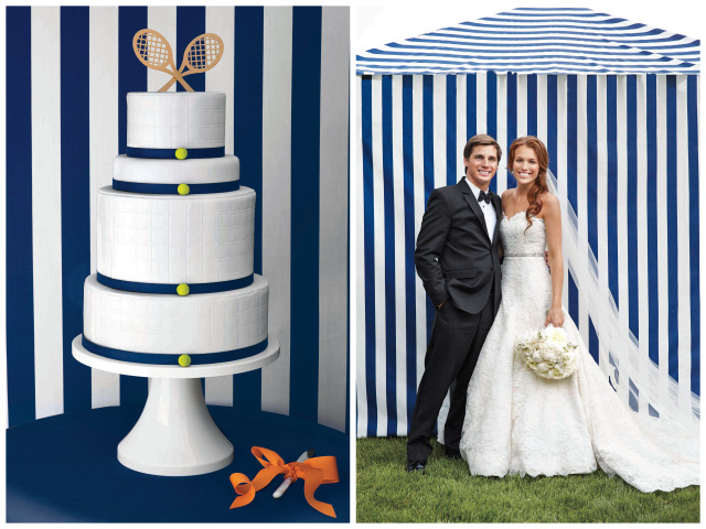 Martha Stewart Weddings Spring Real Weddings Issue Sneak