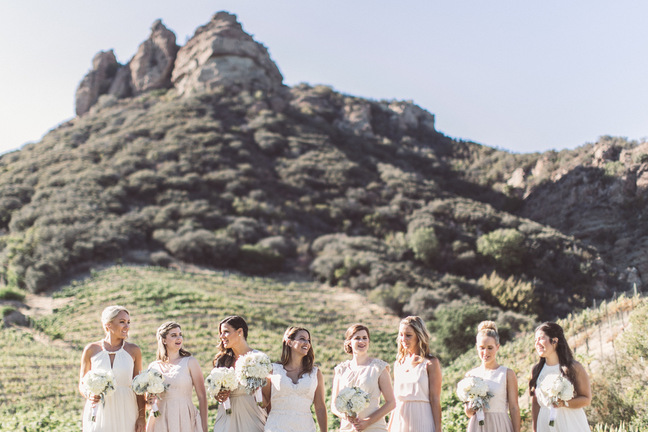 Classic Saddlerock Ranch Wedding   Gina & Ryan Photography on Oh Lovely Day