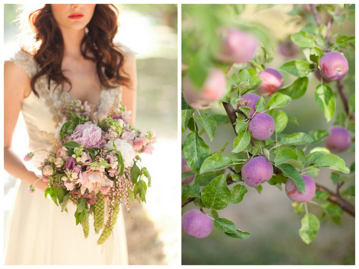 Autumn Bounty Orchard Inspiration | Oh Lovely Day | Gather Events, Chris & Kristen Photography, The Vine's Leaf, Claire Pettibone
