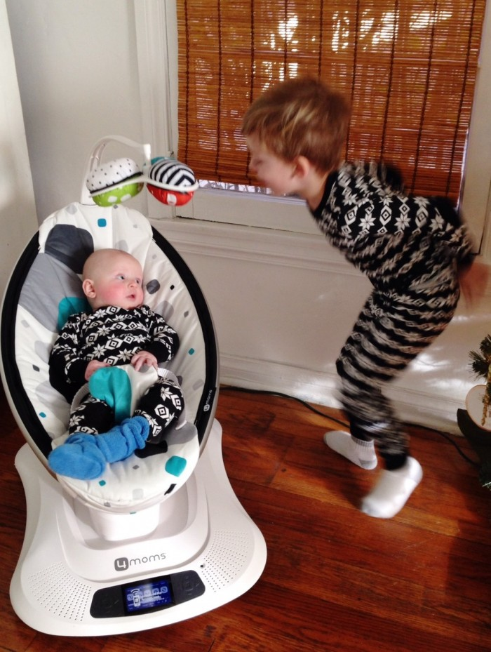 4Moms MamaRoo Giveaway on Oh Lovely Day