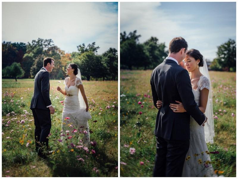 New England Fall Wedding | Love & Perry on ohlovelyday.com