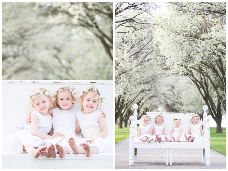 Sweet Sister Photoshoot | Laura Wills Photography on ohlovelyday.com