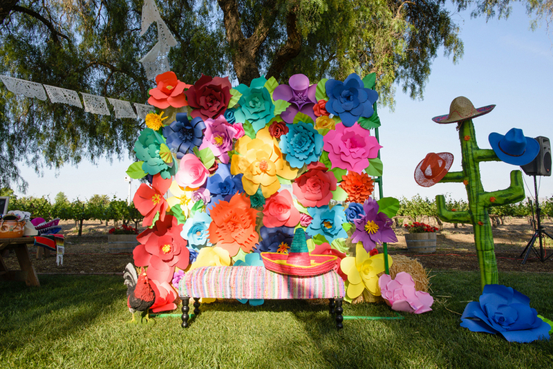 Colorful Fiesta Wedding   Lady of Light Photography