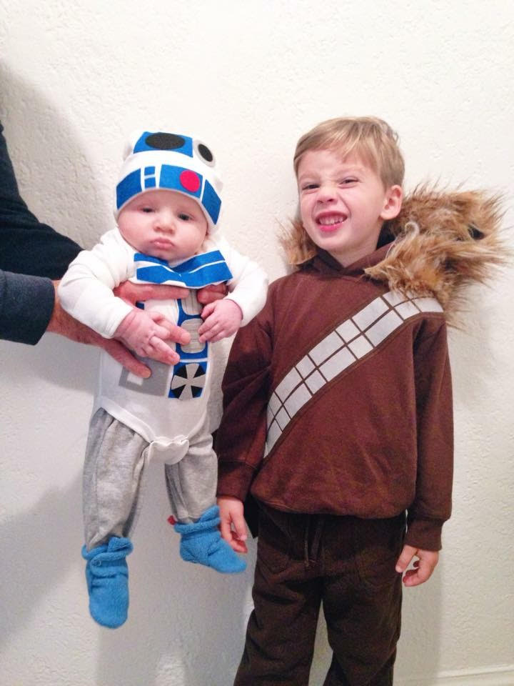 Favorite Halloween Costume Ideas for Pairs: Star Wars | Oh Lovely Day