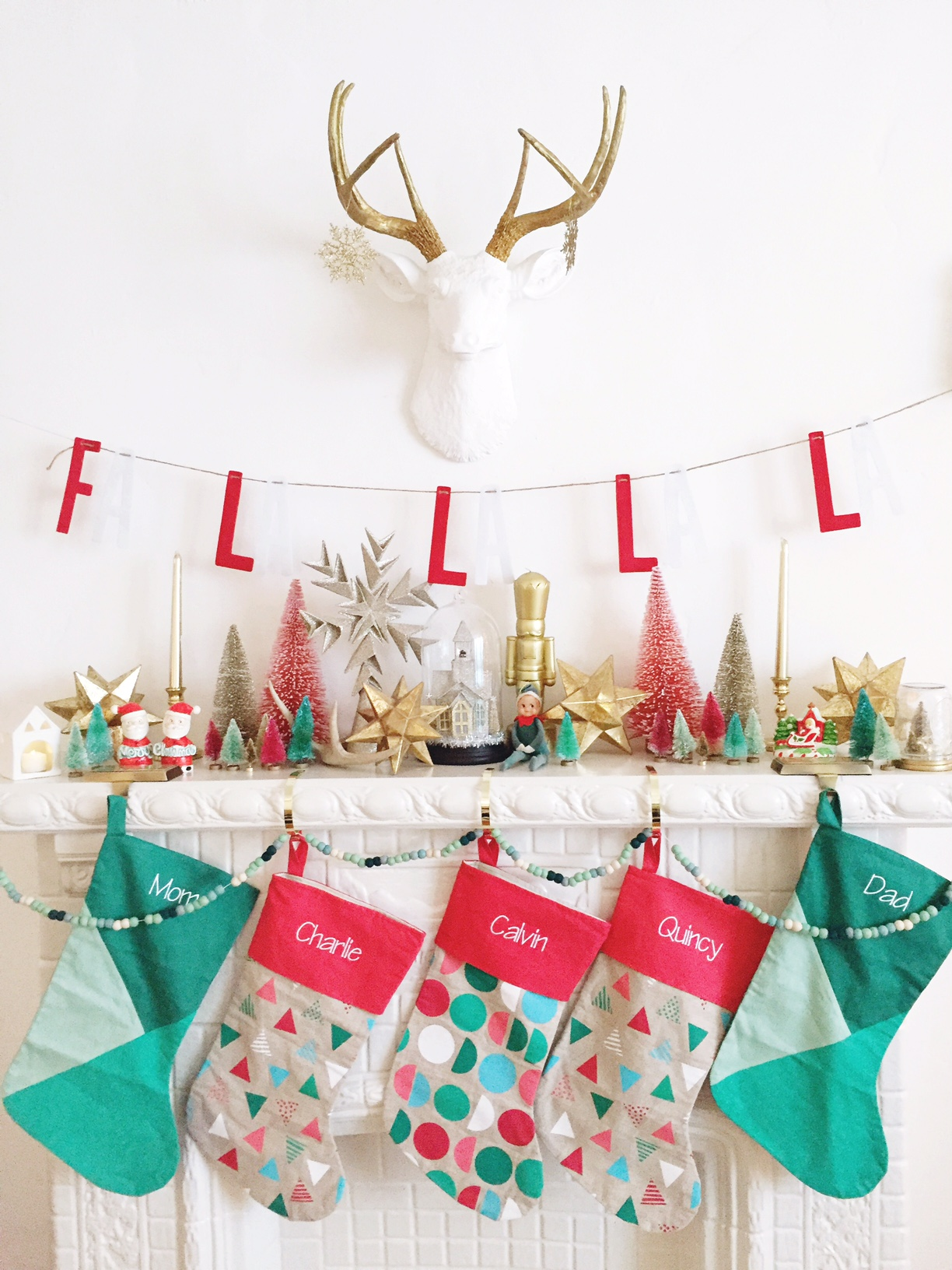 christmas crafts and holiday handmade gifts